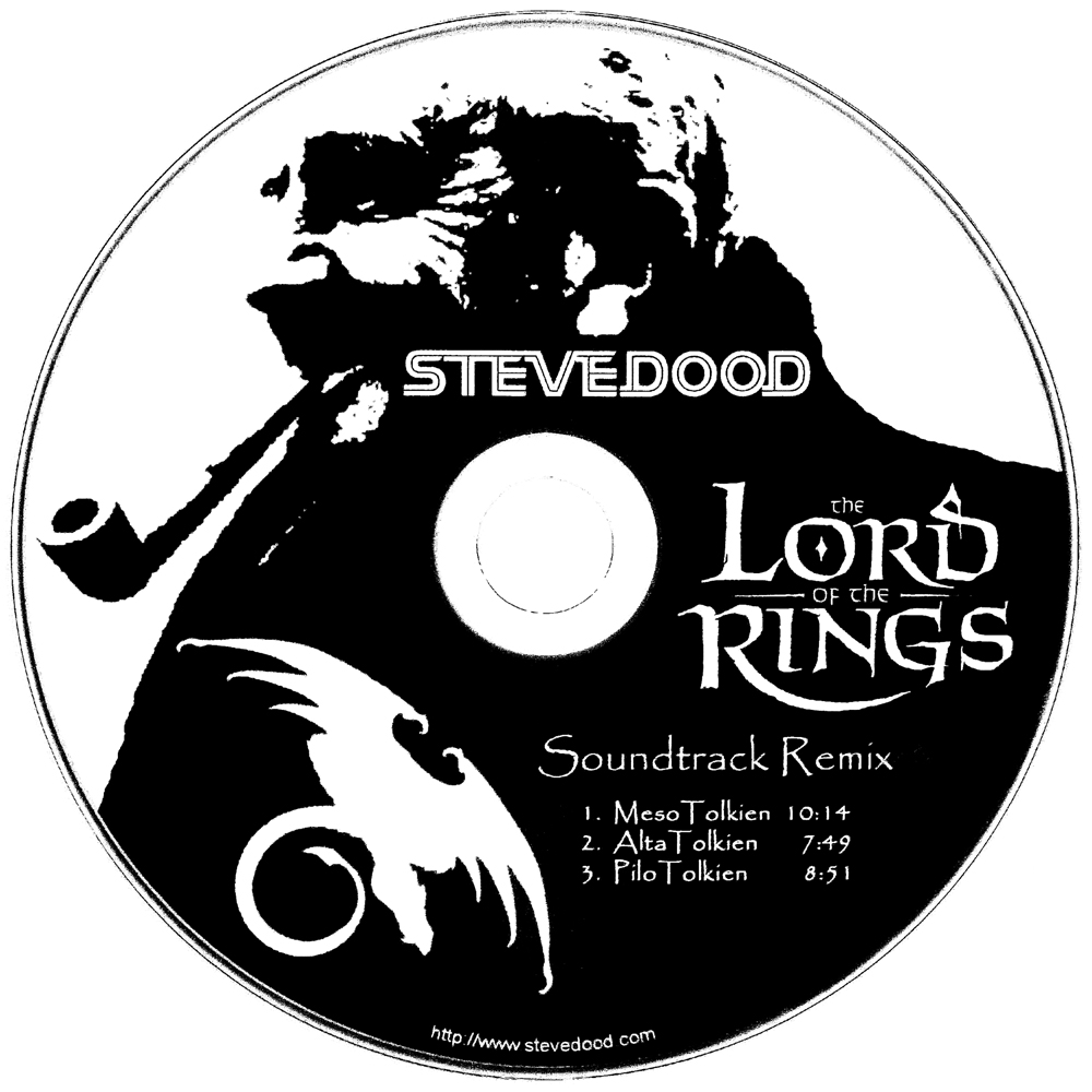 stevedood | Lord of The Rings Soundtrack Remix